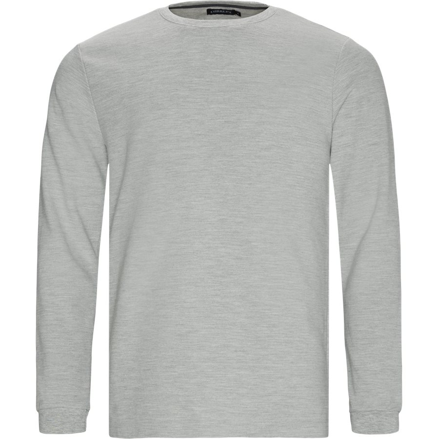 PERTH - T-shirts - Regular - GREY MELANGE - 1